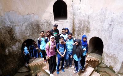 Bersepeda Bersama ke Tempat Wisata Tamansari Yogyakarta