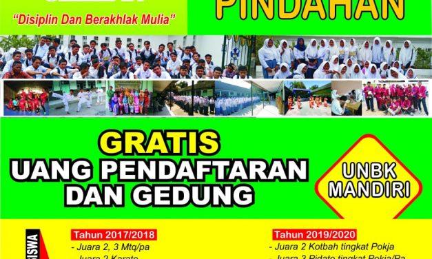 PPDB SMA ISLAM 1 SLEMAN 2020